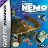 GameBoy Advance spil Finding Nemo : The Continuing Adventures
