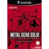 GameCube spil Metal Gear Solid: The Twin Snakes