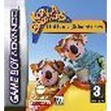 GameBoy Advance spil Koala Brothers