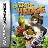 GameBoy Advance spil Over the Hedge