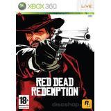 Xbox 360 spil Red Dead Redemption