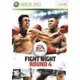 Xbox 360 spil Fight Night Round 4