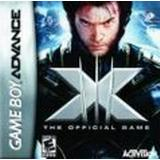 GameBoy Advance spil X-Men: The Official Movie Game
