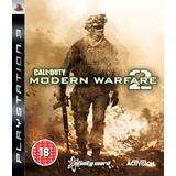 PlayStation 3 spil Call of Duty: Modern Warfare 2