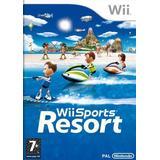 Nintendo Wii spil Wii Sports Resort