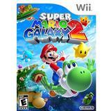 Nintendo Wii spil Super Mario Galaxy 2