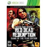 Xbox 360 spil Red Dead Redemption: Game of the Year Edition