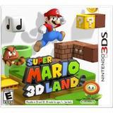 Nintendo 3DS spil Super Mario 3D Land