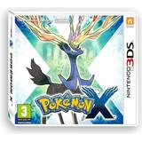 Nintendo 3DS spil Pokémon X