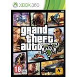 Xbox 360 spil Grand Theft Auto V