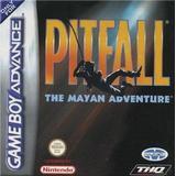 GameBoy Advance spil Pitfall - The Mayan Adventure