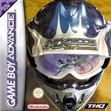 GameBoy Advance spil MX 2002 Featuring Ricky Carmichael