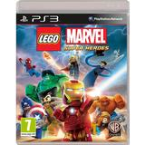 PlayStation 3 spil LEGO Marvel Super Heroes