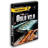 Flight PC spil Microsoft Flight Simulator X & Prepar3D: Mega Airport Oslo V2.0
