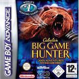 GameBoy Advance spil Big Game Hunter 2005