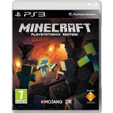 PlayStation 3 spil Minecraft