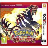 Nintendo 3DS spil Pokémon Omega Ruby