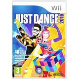 Nintendo Wii spil Just Dance 2016
