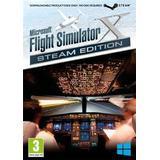 Flight PC spil Microsoft Flight Simulator X: Steam Edition