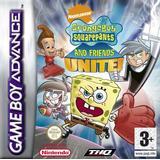 GameBoy Advance spil Spongebob Squarepants & Friends : Unite!