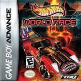 GameBoy Advance spil Hot Wheels World Race