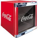 Minikøleskab & Festkøler Scandomestic Coca Cola CoolCube Rød