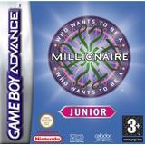 GameBoy Advance spil Who Wants To Be A Millionaire