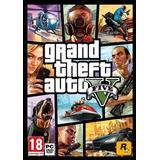 PC spil Grand Theft Auto V