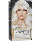 Afblegning L'Oreal Paris les Blondissimes Préférence Extreme Platinum