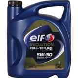 Elf Evolution Full-Tech FE 5W-30 5L Motorolie