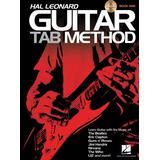 Notesbog Hal Leonard Guitar Tab Method Book One