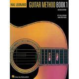 Notesbog Hal Leonard Guitar Method Book 1 Second Edition