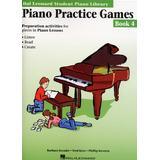 Notesbog Hal Leonard Piano Practice Games Book 4