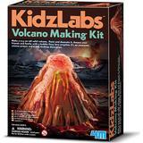Eksperiment & Videnskab på tilbud 4M Eksperiment Vulkan Samlesæt