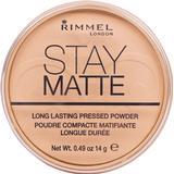 Rimmel Stay Matte Long Lasting Pressed Powder #006 Warm Beige