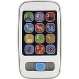 Interaktiv børnetelefon Fisher Price Laugh & Learn Smart Phone