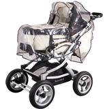 Regnslag Sunny Baby Raincover for Pram with Swivelling Handle