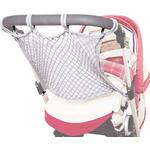 Sunny Baby Shopping Net for Pram with Nylon Lining & Anchor