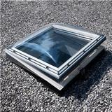 Ovenlysvindue Velux CVP 060060 0673 600x600 PVC-U Ovenlysvindue Dobbelt-rude 60x60cm