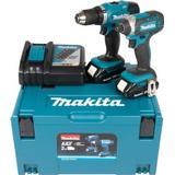 Sæt Makita DLX2141AJ (2x2.0Ah)