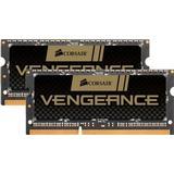 DDR3 Corsair Vengeance Black DDR3 1600MHz 2x8GB (CMSX16GX3M2A1600C10)