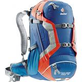 Tasker Deuter Trans Alpine Pro 28 - Steel-Papaya