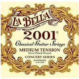 Tilbehør til musikinstrumenter La Bella 2001 Classical Medium Tension