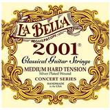 Tilbehør til musikinstrumenter La Bella 2001 Classical Medium Hard tension