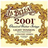 Tilbehør til musikinstrumenter La Bella 2001 Classical Light Tension