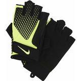 Træningshandsker Nike Core Lock 2.0 Training Gloves Men - Black/Yellow