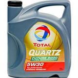 Biludstyr Total Quartz 9000 Future NFC 5W-30 5L Motorolie