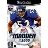 GameCube spil Madden NFL 2005
