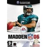GameCube spil Madden NFL 2006