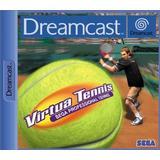 Dreamcast spil Virtua Tennis 2